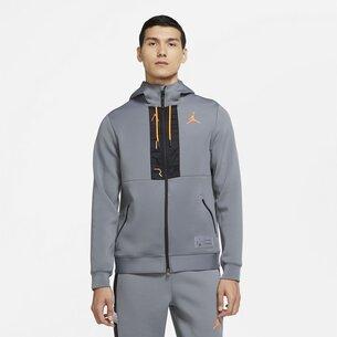 Air Jordan Fleece Zip Hoodie Mens