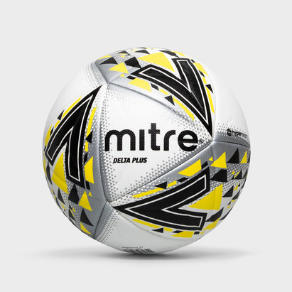 Mitre Delta Plus Size 4 Match Football