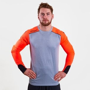 Uhlsport Tower Long Sleeve Football Shirt Mens