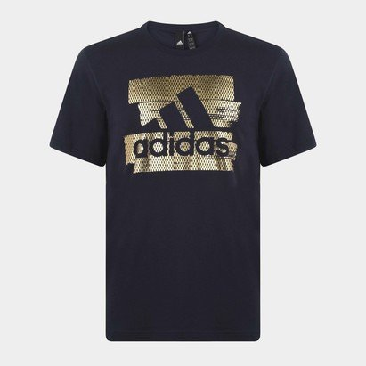 adidas Badge Of Sport Foil Leisure T-Shirt