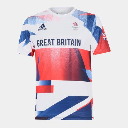 adidas Team GB Heat.Rdy T-Shirt