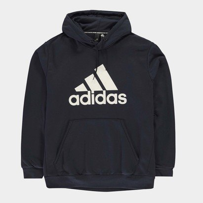 adidas Badge Of Sports Hooded Sweat
