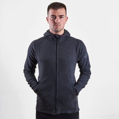 adidas Free Lift SPR Climalite Full Zip Training Hoodie