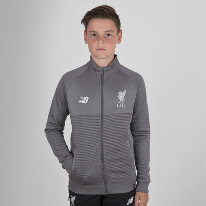 New Balance Liverpool FC 18/19 Elite Training Kids Walk Out Jacket