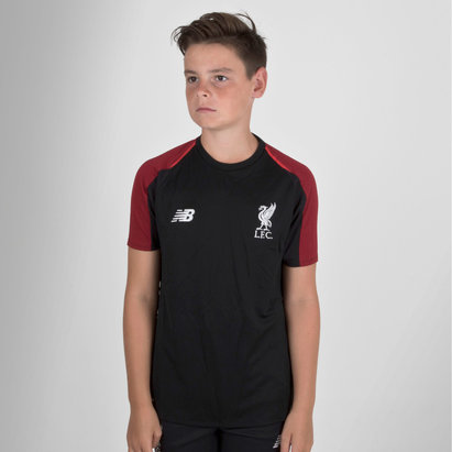New Balance Liverpool FC 18/19 Elite Kids Football Training Shirt