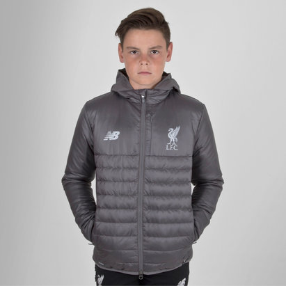 New Balance Liverpool FC 18/19 Kids Stadium Football Jacket