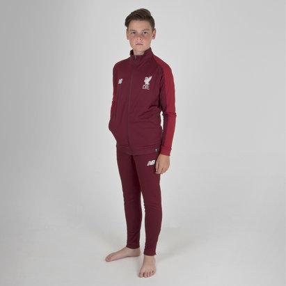 New Balance Liverpool FC 18/19 Kids Presentation Suit