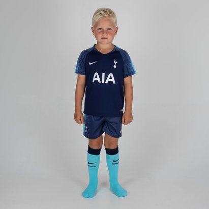 Nike Tottenham Hotspur 18/19 Away Mini Football Kit