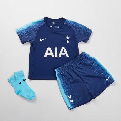 Nike Tottenham Hotspur 18 19 Away Infant Football Kit 941a2e1fe