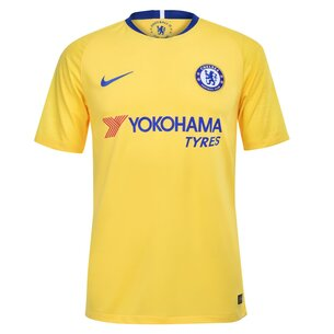 Nike Chelsea FC 2018 19 Away Mens Football Jersey