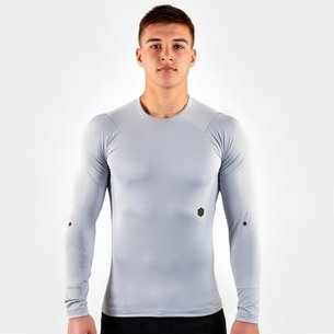 Under Armour Rush Long Sleeve Base Layer Top Mens
