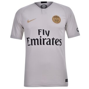 f16b27c346dadd Nike Paris Saint-Germain 18 19 Away S S Football Shirt