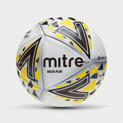 Mitre Delta Plus Size 5 Match Football