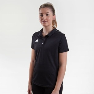 adidas Core 18 Ladies Football Polo Shirt