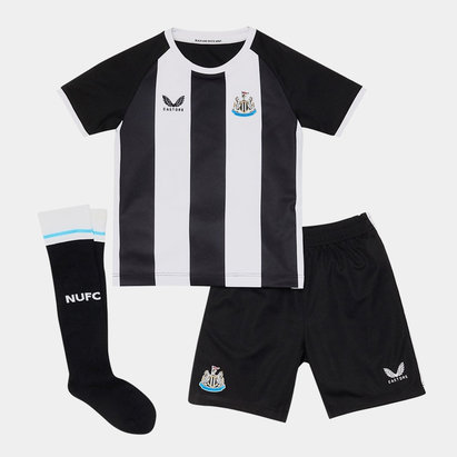 Castore Newcastle United Home Baby Kit 2021 2022