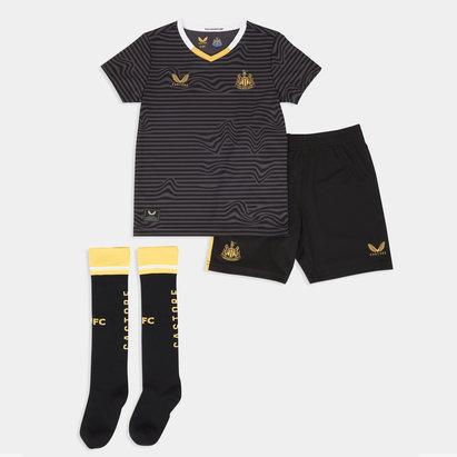 Castore Newcastle United Away Baby Kit 2021 2022