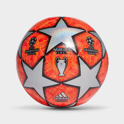 adidas Finale 19 UEFA Champions League 2019 Madrid Capitano Football