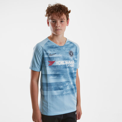Nike Chelsea FC 18/19 3rd Kids S/S Football Shirt