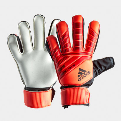 adidas Predator TTRN Kids Fingersave Goalkeeper Gloves