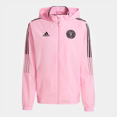 adidas Inter Miami All Weather Jacket Mens