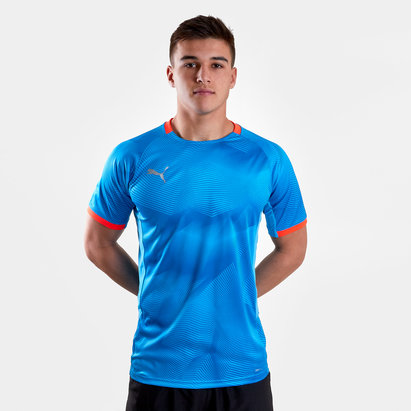 Puma FtblNXT Graphic Football T-Shirt