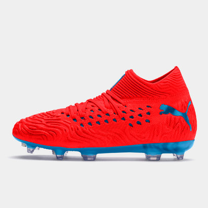 Puma Future 19.1 Netfit FG/AG Kids Football Boots