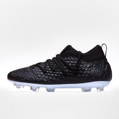 Puma Future 19.3 Netfit FG AG Kids Football Boots 37ad63d79b97