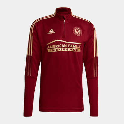 adidas Atlanta United Training Top 2021 Mens