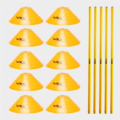 VX-3 Cone Agility Ladder