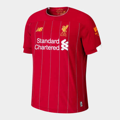 uk availability eb5de 5f25d New Liverpool Kit & Shirts | Liverpool Home & Away Kit ...