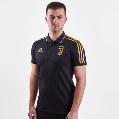 adidas Juventus 2019 Pique Football Polo Shirt