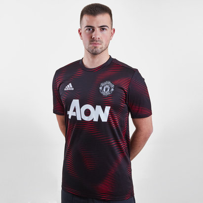 adidas Manchester United 2019 Presentation S/S Football Shirt