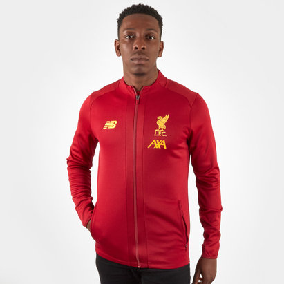 New Balance Liverpool FC 19/20 Players Match Day Football Jacket