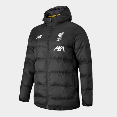 New Balance Liverpool FC 19/20 Players Padded Football Jacket
