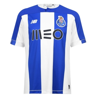 New Balance FC Porto Short Sleeve T Shirt