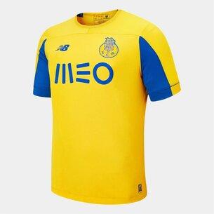 New Balance FC Porto Short Sleeve T Shirt