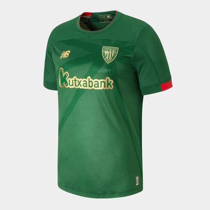 New Balance Athletic Bilbao 19/20 Away S/S Replica Football Shirt