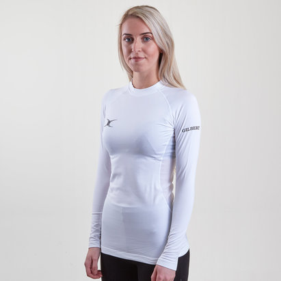 Gilbert Atomic Ladies Compression Base Layer L/S Top