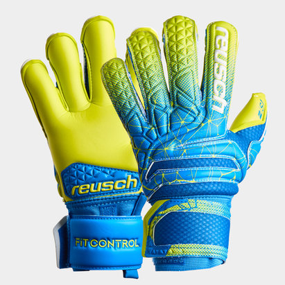 Reusch Fit Control S1 Evolution FS Kids Goalkeeper Gloves