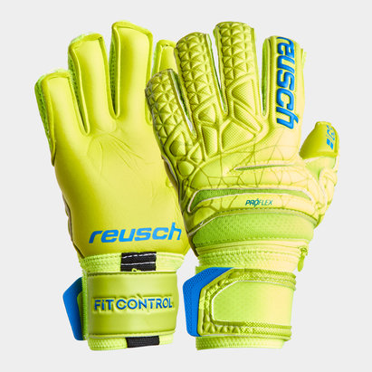Reusch Fit Control Pro G3 Ortho-Tec Kids Goalkeeper Gloves