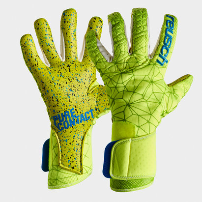 Reusch Pure Contact II G3 Fusion Goalkeeper Gloves