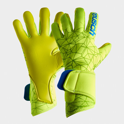 Reusch Pure Contact II S1 Kids Goalkeeper Gloves