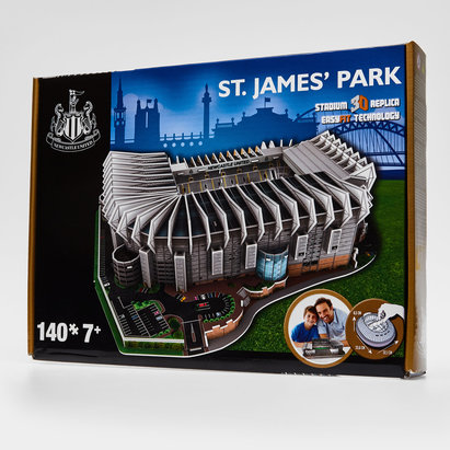Newcastle United St James Park 3D Puzzle