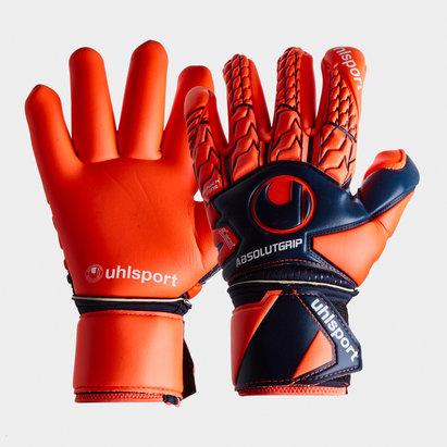 Uhlsport Next Level Absolutgrip Finger Surround Goalkeeper Gloves