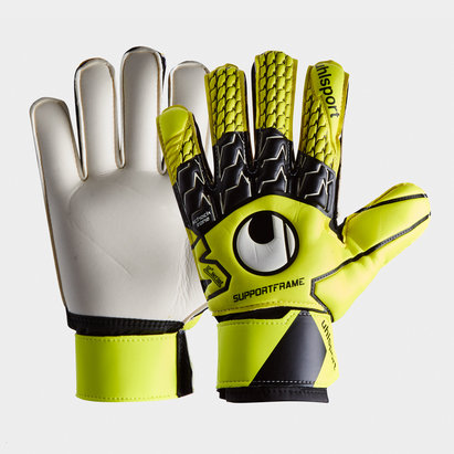 Uhlsport Soft Support Frame Kids Goalkeeper Gloves
