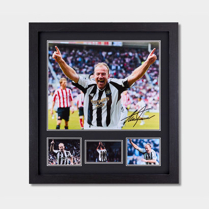 Newcastle United Alan Shearer 16x20 Signed Framed Photo