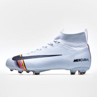 Nike Mercurial Superfly VI Kids Elite FG Football Boots