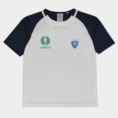 UEFA Euro 2020 Scotland Polyester T Shirt