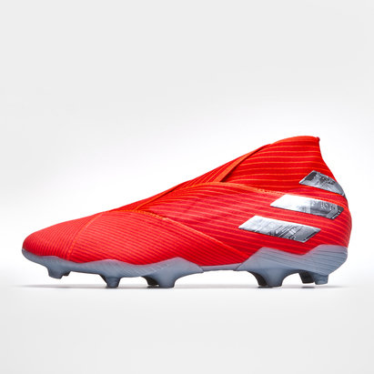 buy popular 4f783 96853 adidas Nemeziz 19+ FG Kids Football Boots