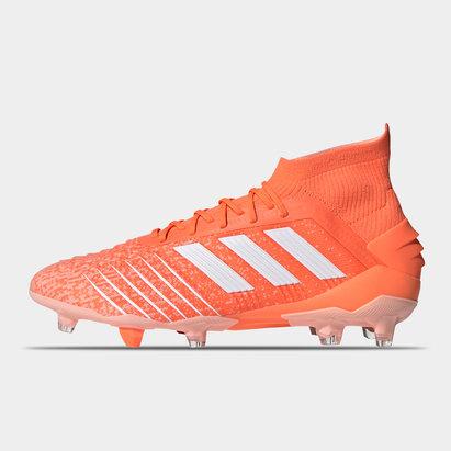 adidas Predator 19.1 FG Womens Football Boots
